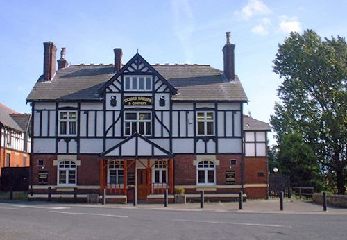 the Old Halsall Arms